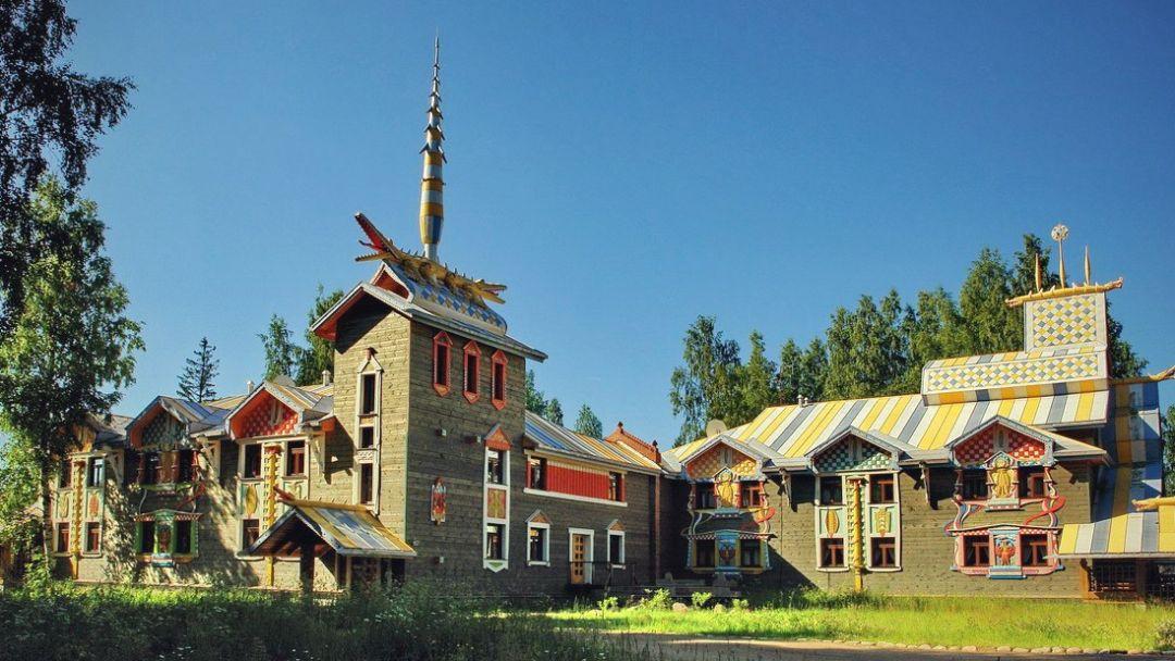 Сказочная деревня Мандроги - фото 11