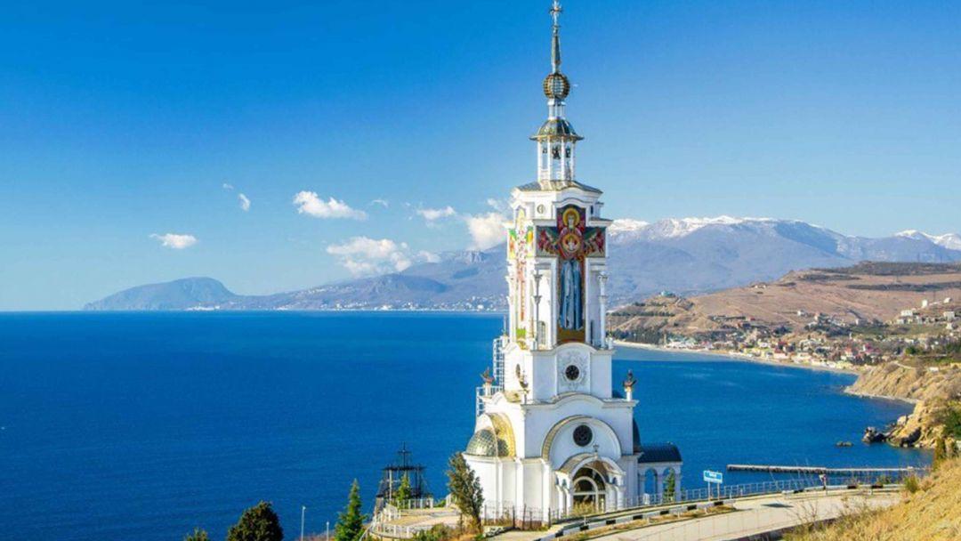 Крым (Лавандовые поля-Алушта-Сырные Скалы-Храм Маяк) - фото 3