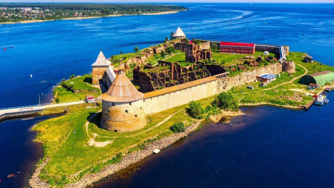 """Экскурсия в крепость """"Орешек"""" - фото 1"""