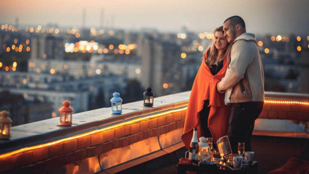 Свидание на крыше Санкт-Петербурга - фото 2