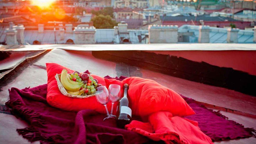 Свидание на крыше Санкт-Петербурга - фото 4