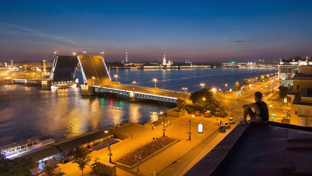 Экскурсия по крышам Санкт-Петербурга - фото 2