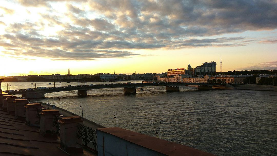 Экскурсия по крышам Санкт-Петербурга - фото 3