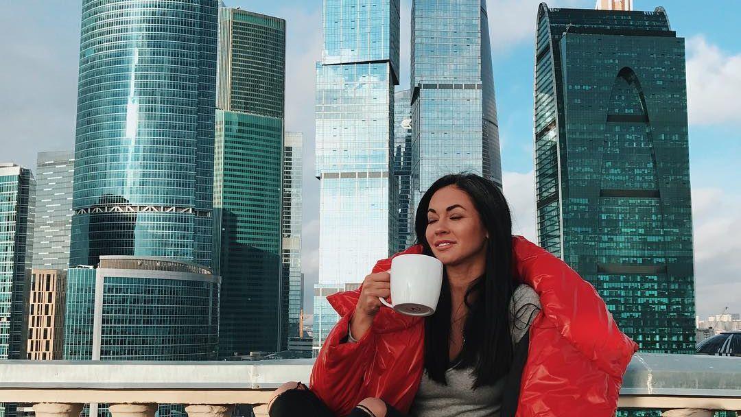 Фотосессия на крышах Москвы. - фото 2