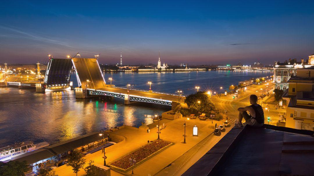 Экскурсия по Парадным + прогулка по крышам Санкт-Петербурга  - фото 3