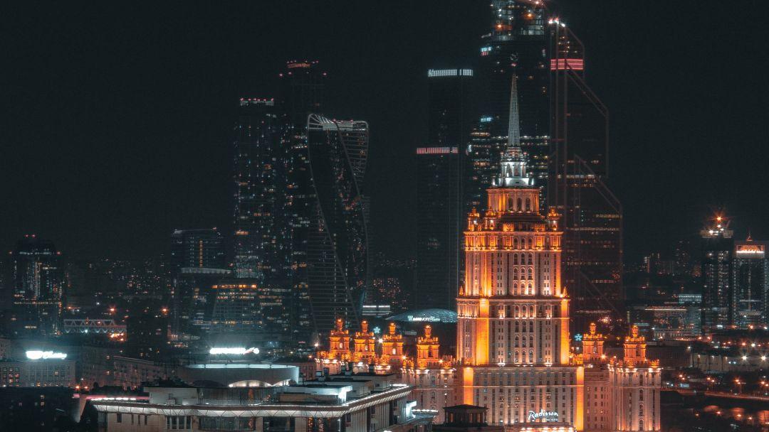 Экскурсия по 3-ем крышам Москвы. - фото 1