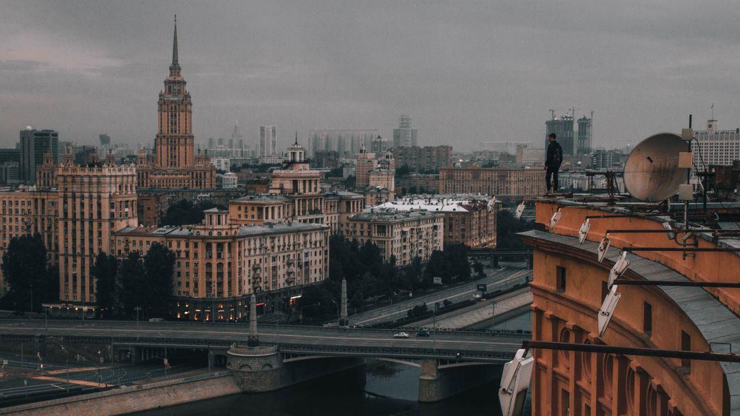Экскурсия по 3-ем крышам Москвы. - фото 2