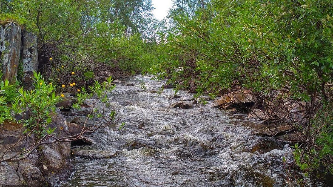 Кольские водопады - фото 2
