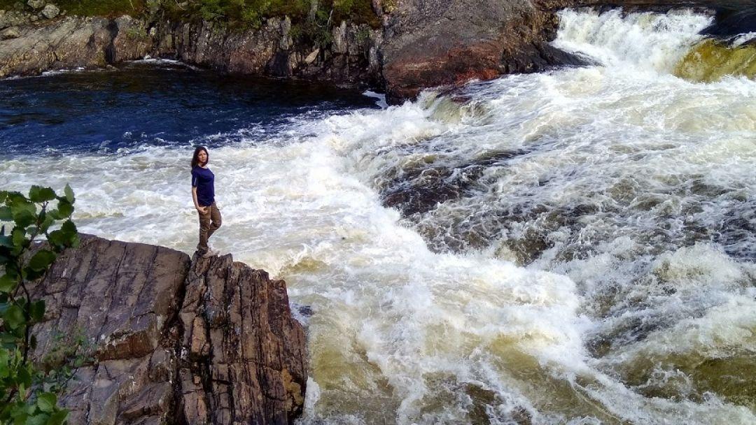 Кольские водопады - фото 4