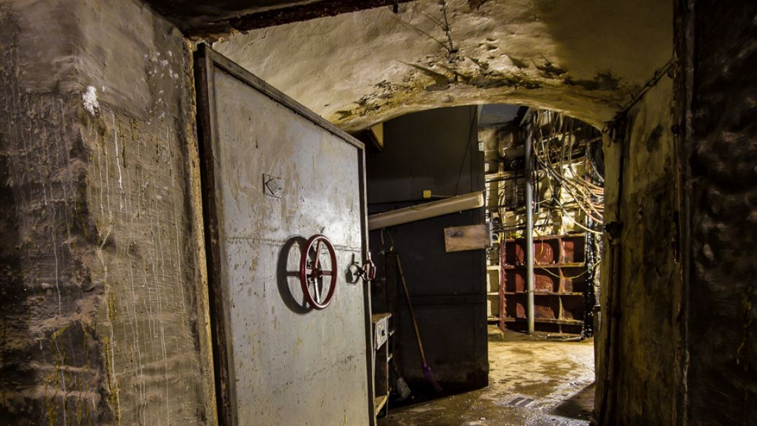 Бункер 703 - Спецхранилище МИД СССР - фото 1