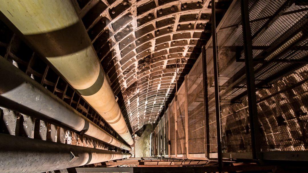 Бункер 703 - Спецхранилище МИД СССР - фото 2