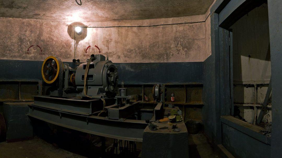 Бункер 703 - Спецхранилище МИД СССР - фото 3