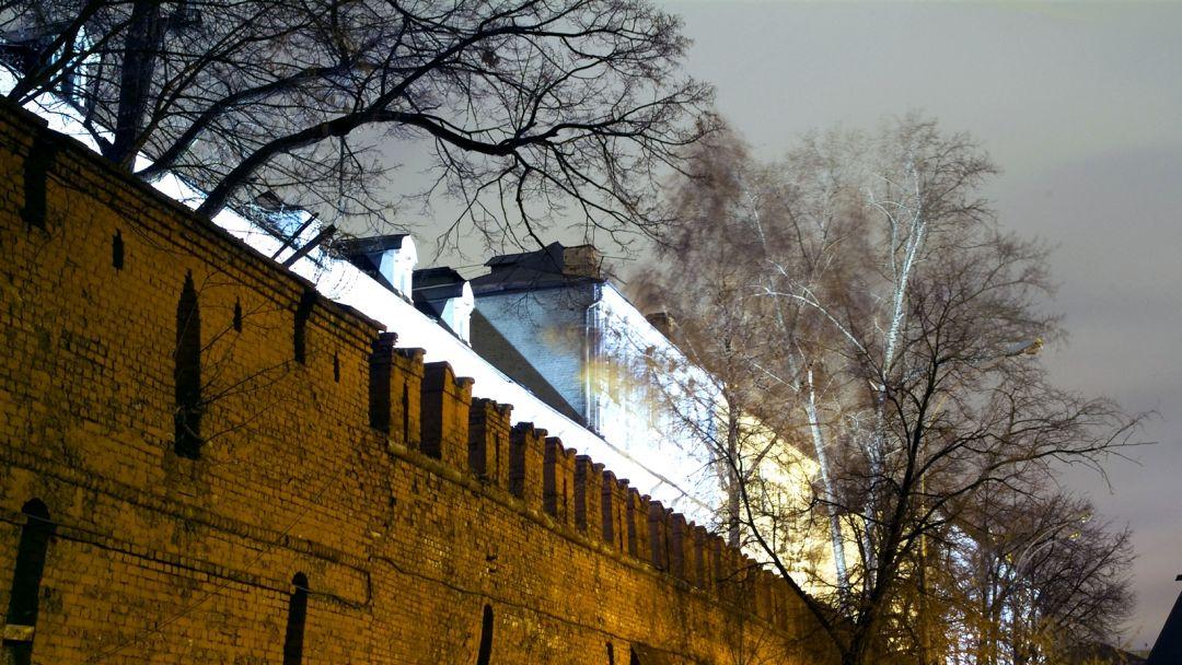 Средневековая Москва: калачи, сбитни, Романовы и собор Василия Блаженного