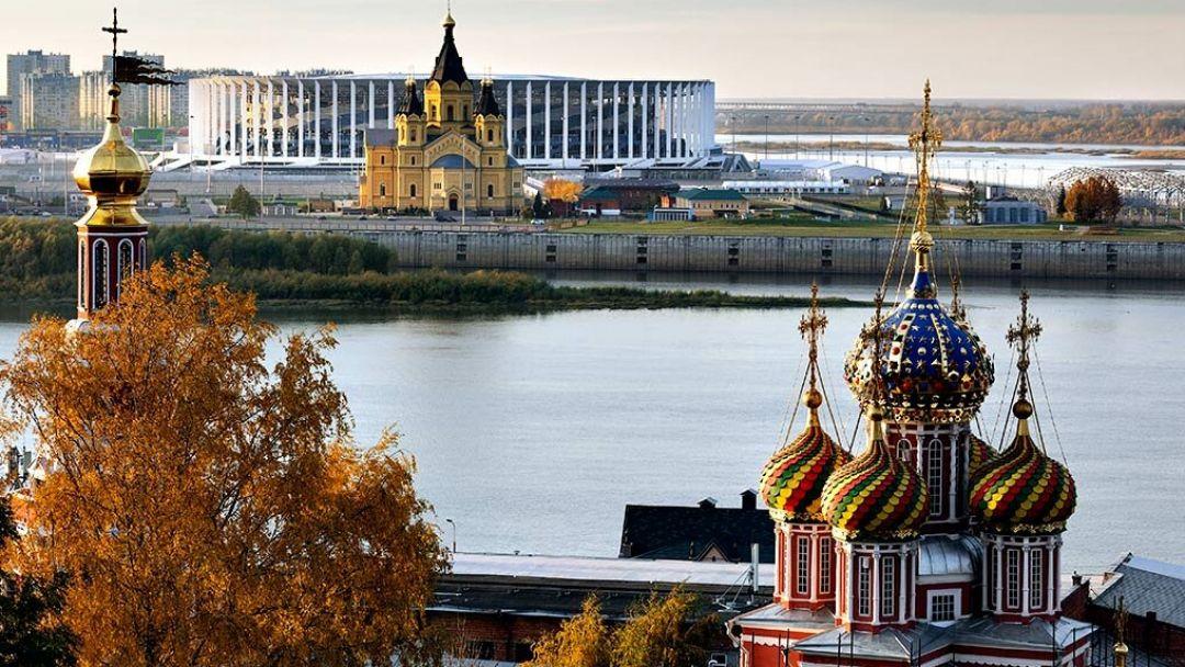 Обзорная автобусно-пешеходная экскурсия по Нижнему Новгороду  - фото 3