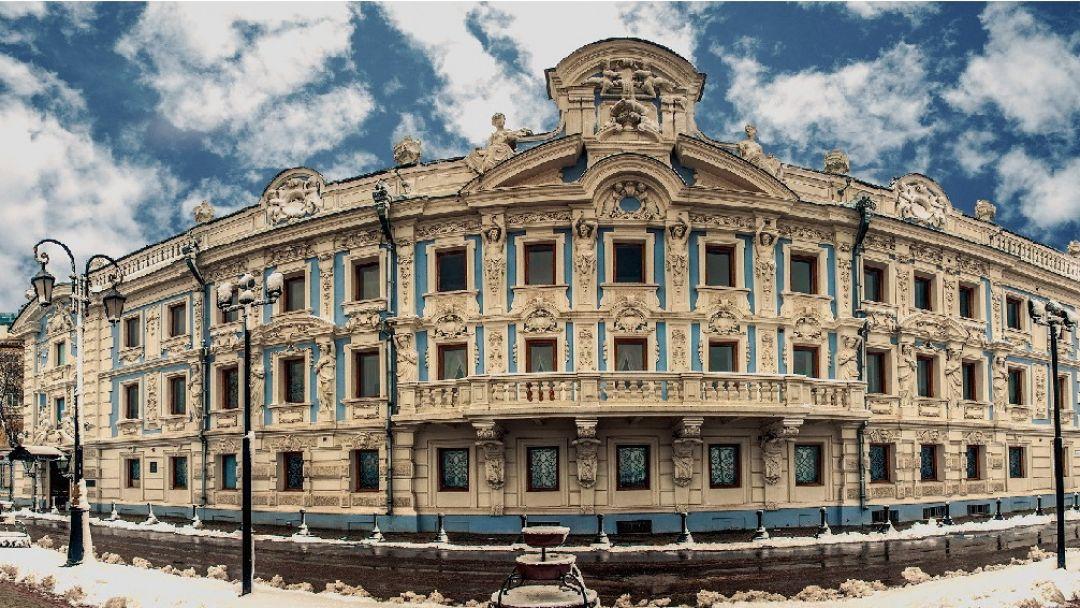 Нижегородский блокбастер в Нижнем Новгороде