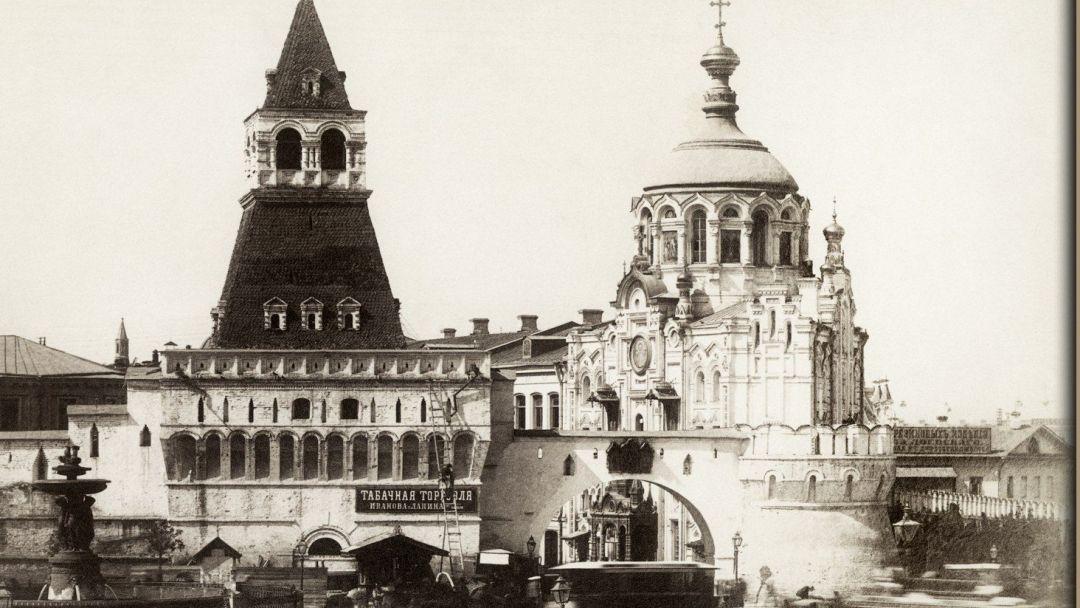 Тайный мир бандитских переулков. Криминальные истории старой Москвы в Москве