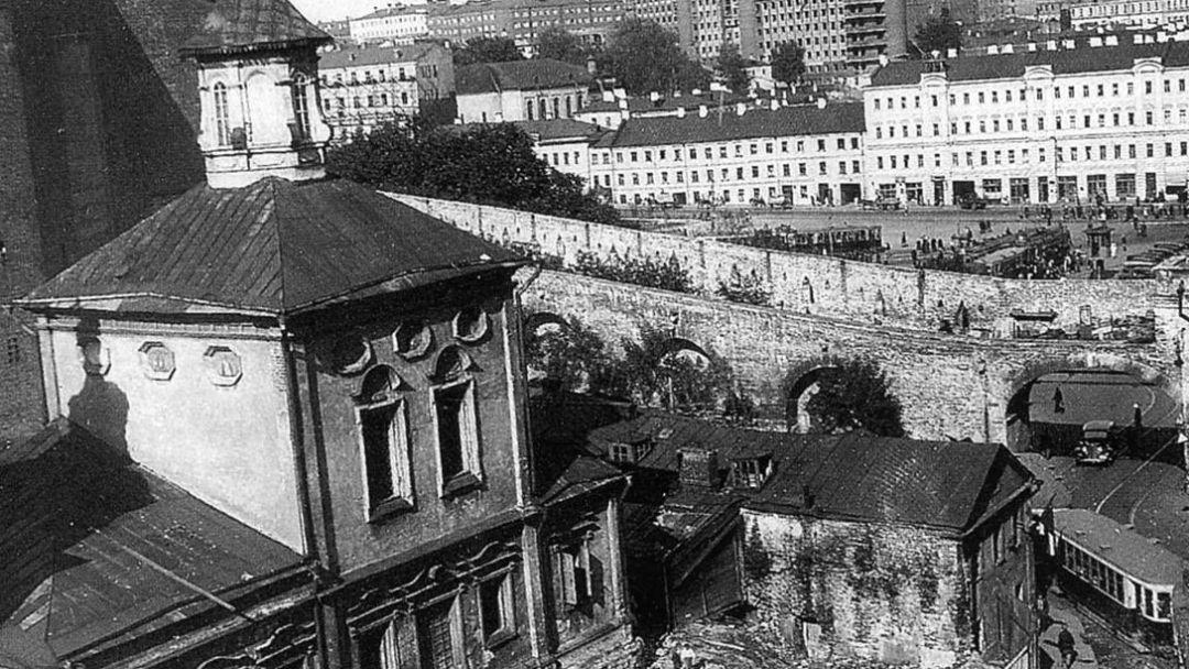 Тайный мир бандитских переулков. Криминальные истории старой Москвы - фото 2