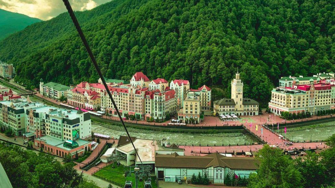 Индивидуальная экскурсия на Красную Поляну - фото 5