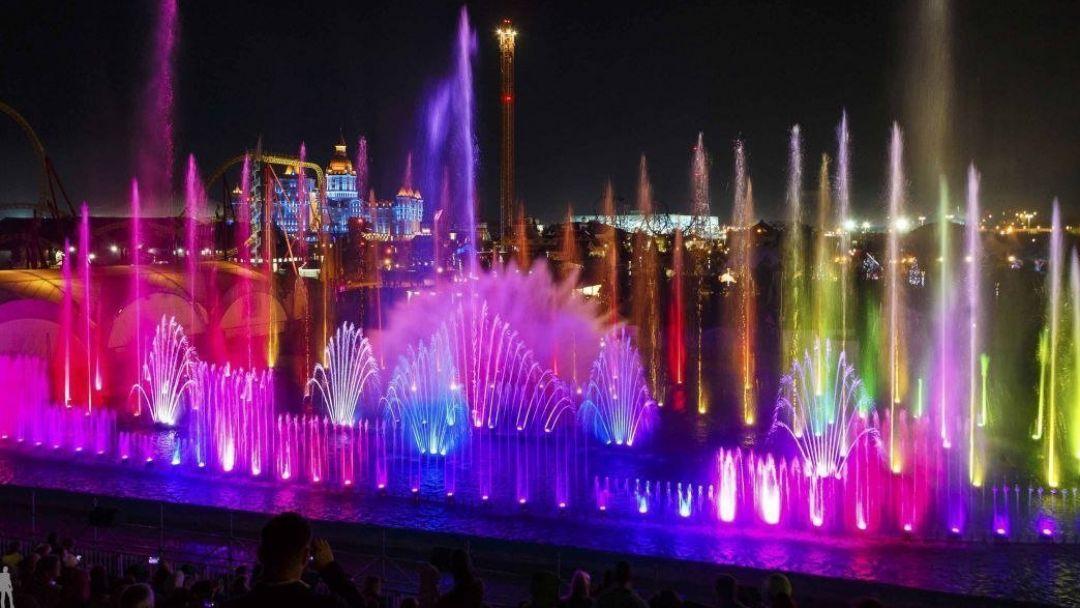 Вечерний Олимпийский парк - фото 2
