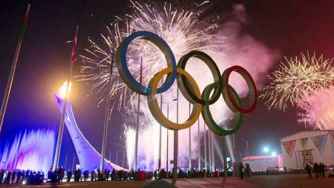 Вечерний Олимпийский парк - фото 3