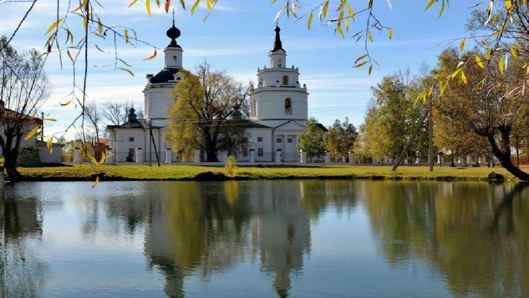 Большое Болдино - Пушкинское вдохновение в Нижнем Новгороде