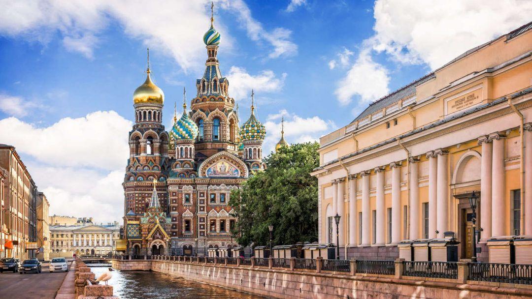 Автобусная обзорная экскурсия по Санкт-Петербургу - фото 4