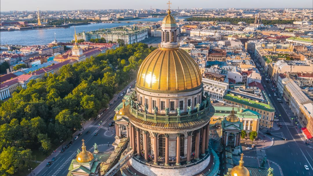 Автобусная обзорная экскурсия по Санкт-Петербургу - фото 2