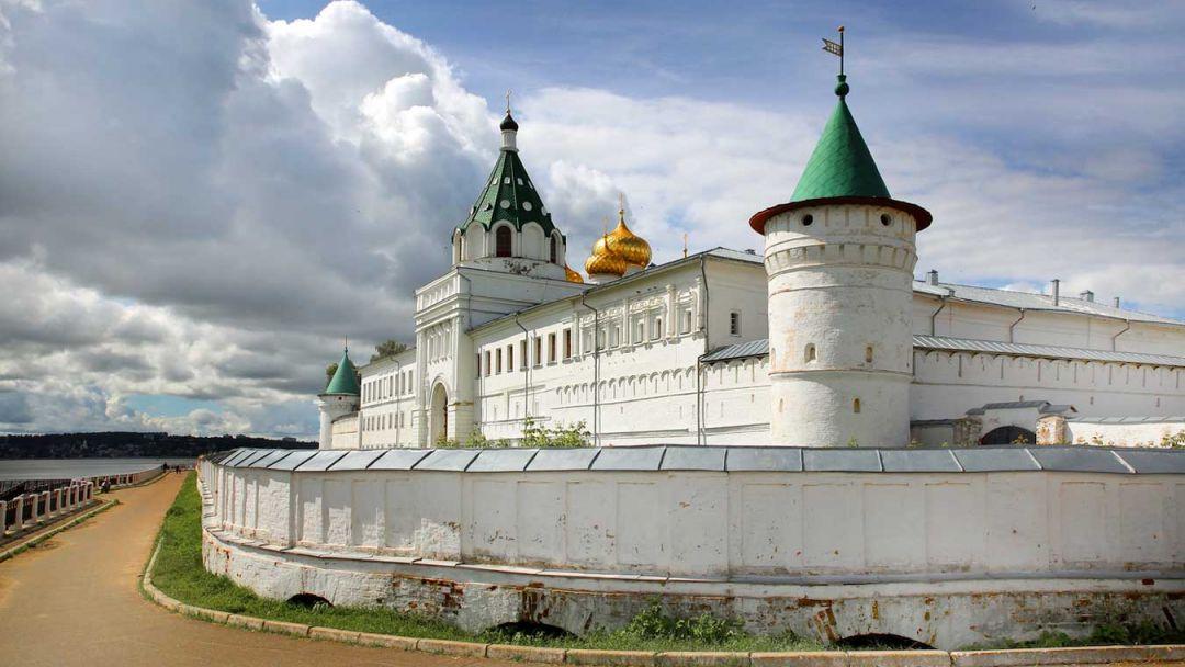 Прогулка по Костроме (сборный тур)