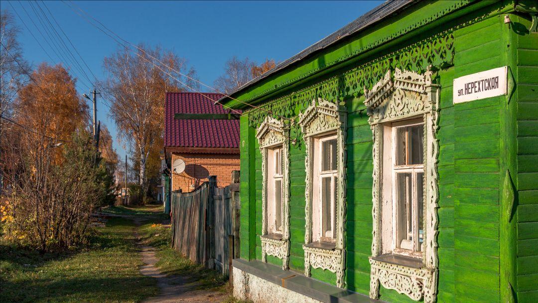 Нерехта - город-музей под открытым небом - фото 2