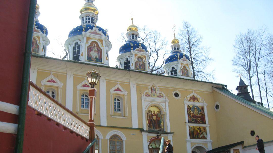 Изборск- Псковско-печерский монастырь - фото 4