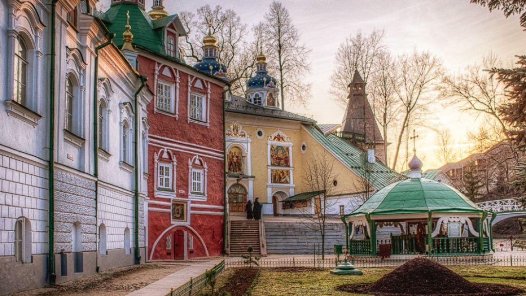 Изборск- Псковско-печерский монастырь - фото 6