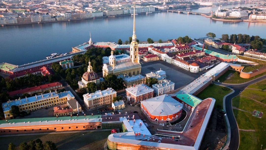 Большая обзорная с посещением Часовни Ксении Блаженной в Санкт-Петербурге