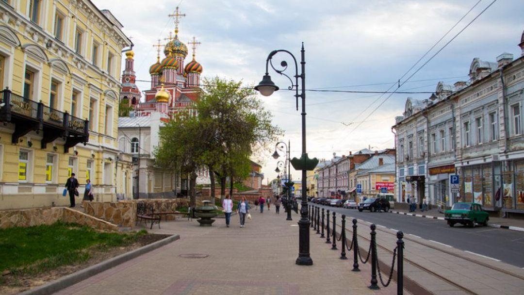 """Нижний Новгород - город купеческий"" - фото 1"