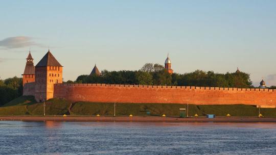 Детинец в Великом Новгороде