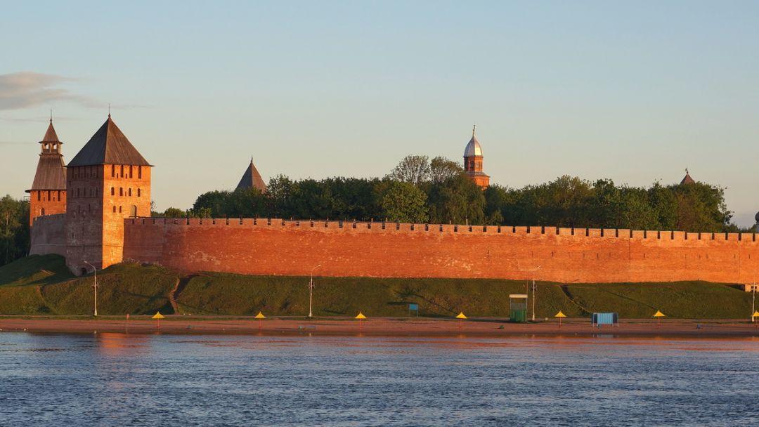 Детинец - Каменная летопись Великого Новгорода - фото 2