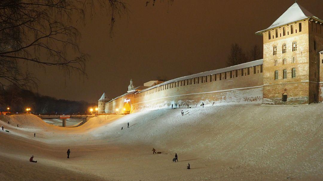Детинец - Каменная летопись Великого Новгорода - фото 1