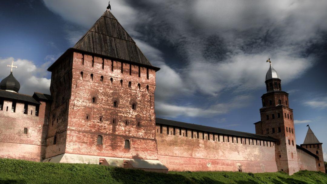 Детинец - Каменная летопись Великого Новгорода - фото 3