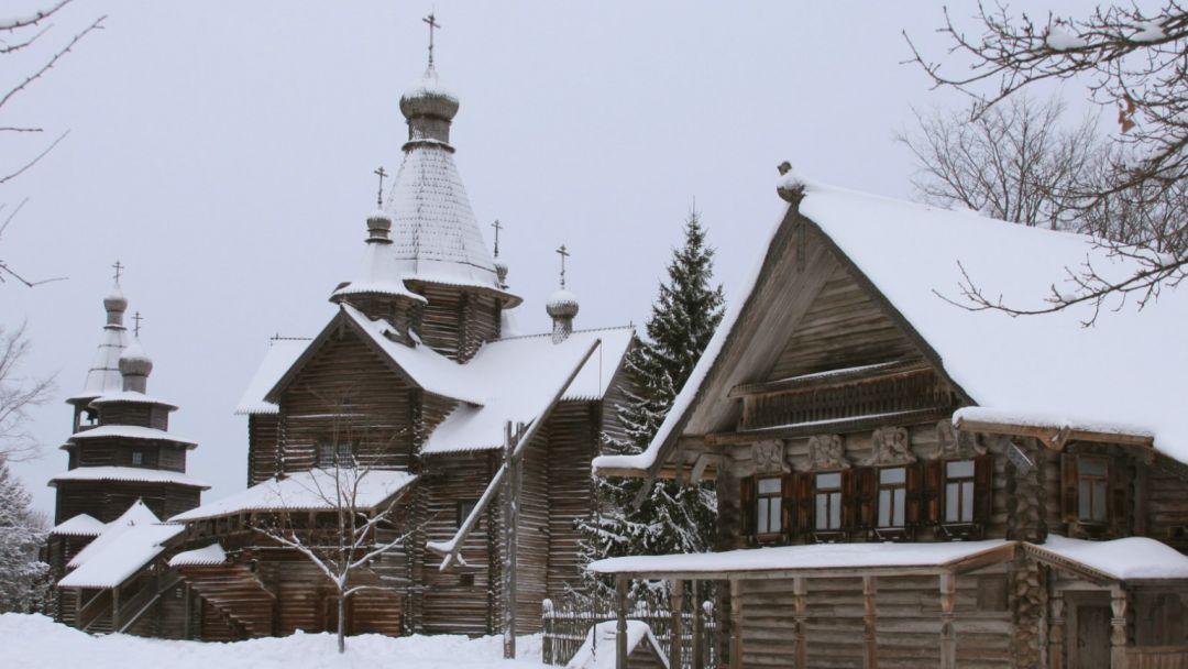 Новогоднее путешествие во времена Новгородского вече.  - фото 3