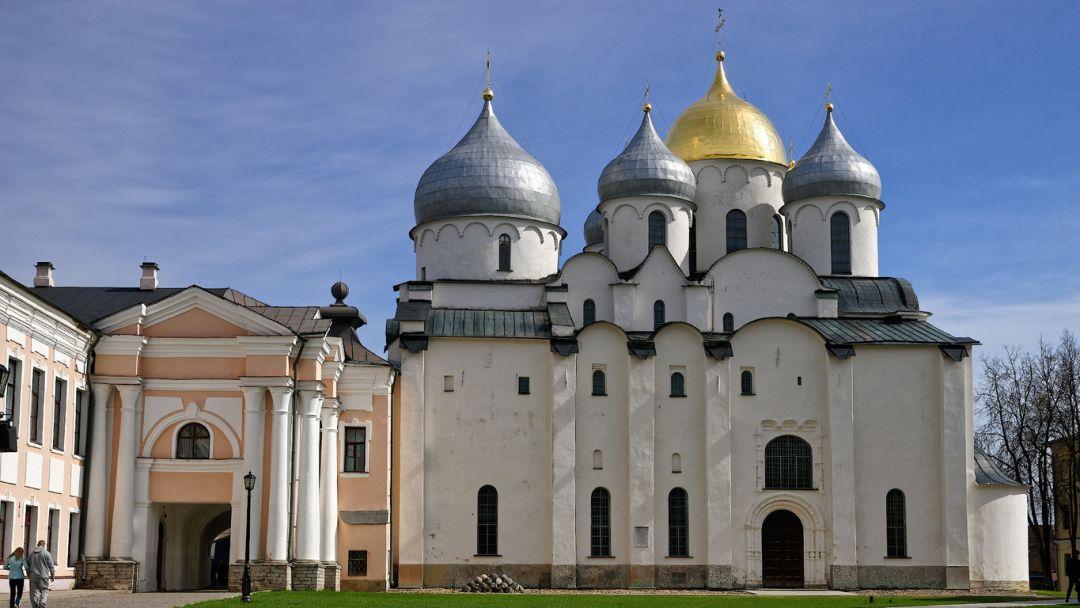 Детинец - Каменная летопись Великого Новгорода - фото 4