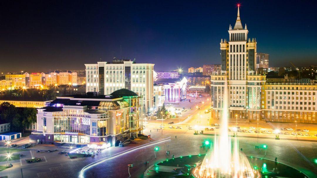 """""""Саранск: город с высоты"""" - фото 2"""