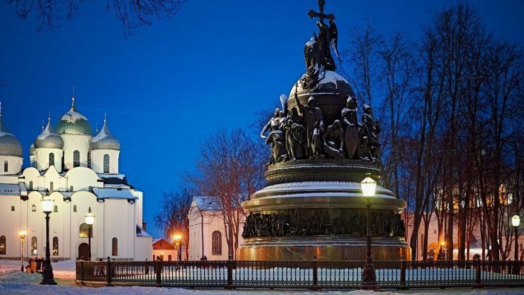Новогоднее путешествие во времена Новгородского вече.  - фото 1