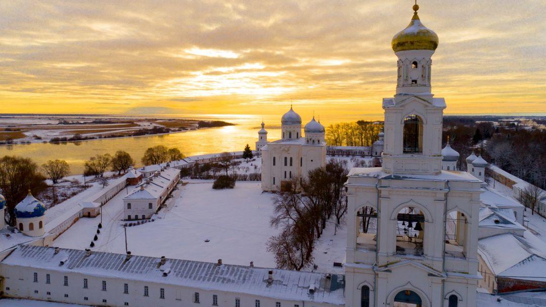 Новогоднее путешествие во времена Новгородского вече.  - фото 2