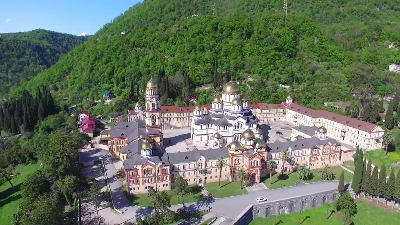 Абхазия: Золотое кольцо в Адлере