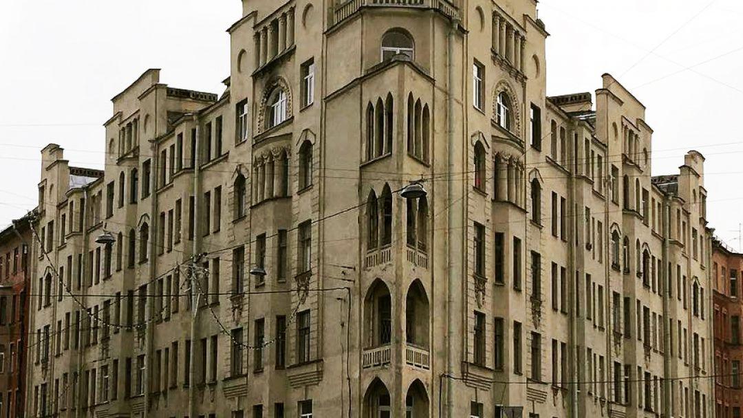 Ретро-путешествие по Петроградской стороне - фото 2