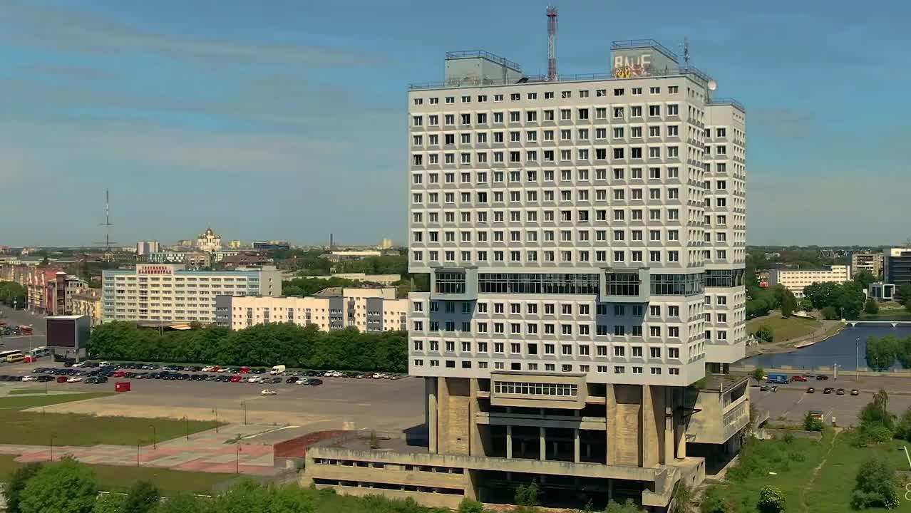 Обзорная по Калининграду - видео 1