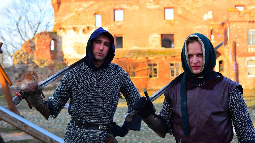 Зимний фестиваль рыцарских напитков в замке «Шаакен» (1, 4 и 7 января) + огненно-пиротехническое шоу - фото 3