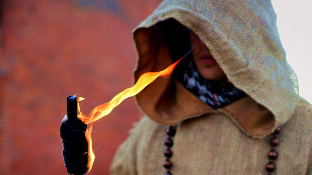 Зимний фестиваль рыцарских напитков в замке «Шаакен» (1, 4 и 7 января) + огненно-пиротехническое шоу - фото 1