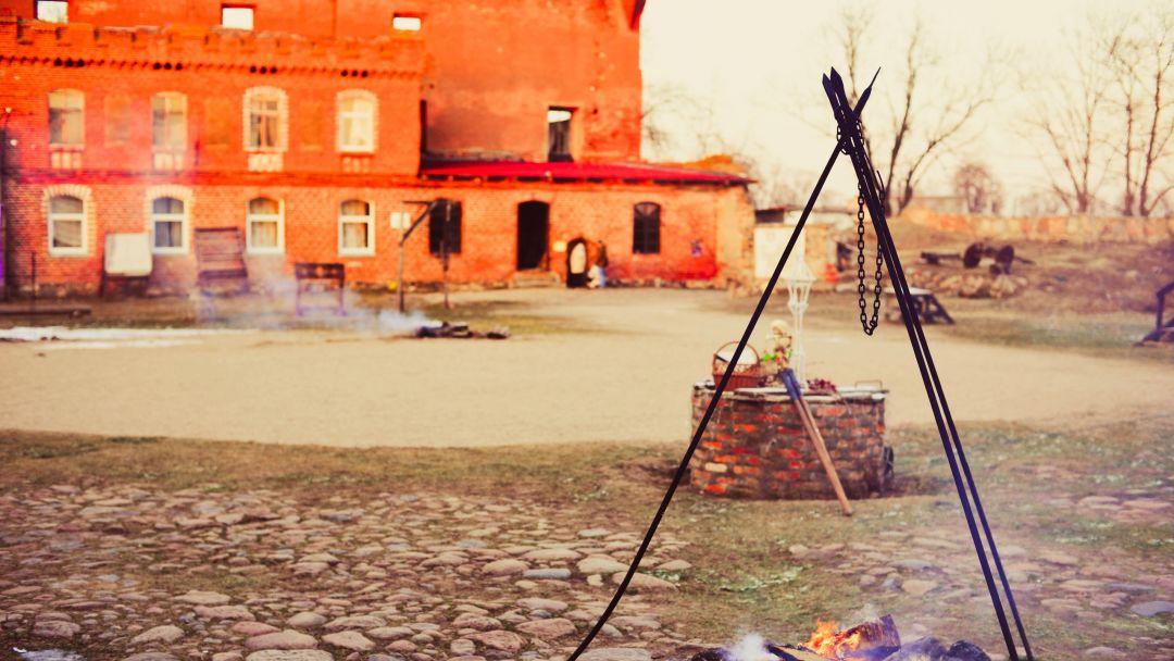 Зимний фестиваль рыцарских напитков в замке «Шаакен» (1, 4 и 7 января) + огненно-пиротехническое шоу - фото 6