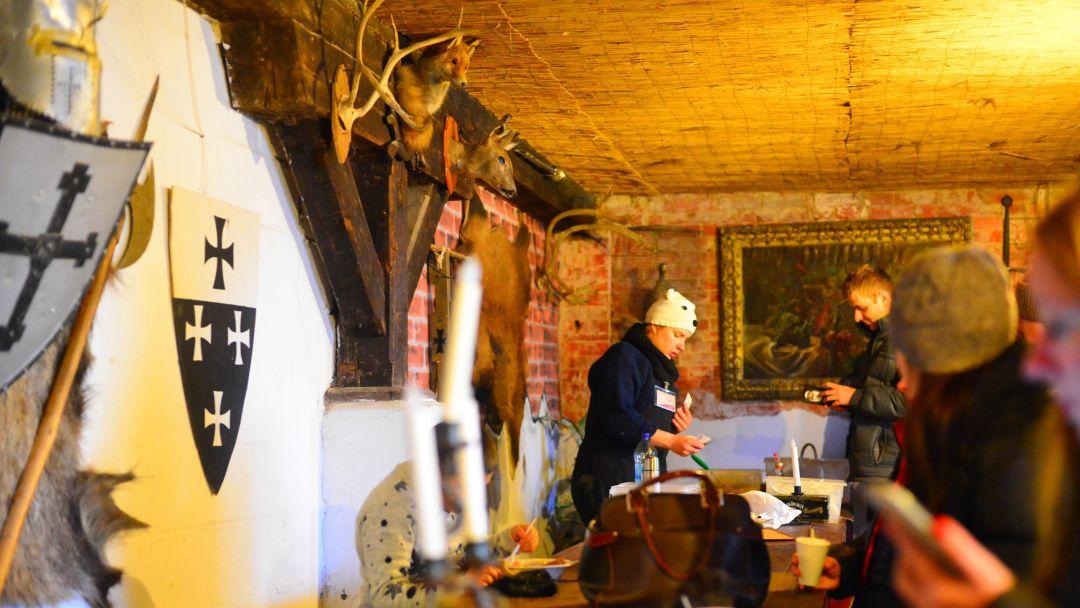Зимний фестиваль рыцарских напитков в замке «Шаакен» (1, 4 и 7 января) + огненно-пиротехническое шоу - фото 8
