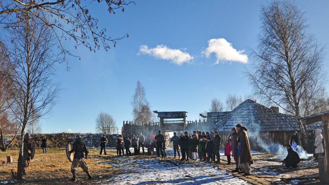 Новый год с викингами! 2, 4, 6 января - фото 3